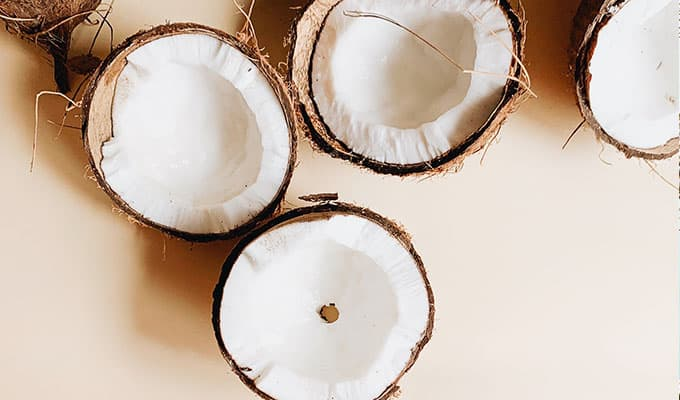 coconut oil not good for face skin