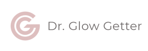 logo dr. glow getter