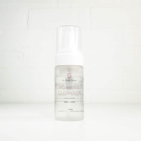 dr glow getter cleanser