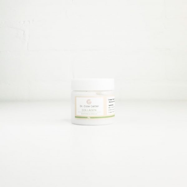 dr glow getter face mask collagen