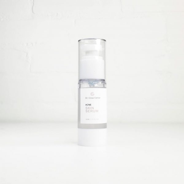 gg acne skin serum