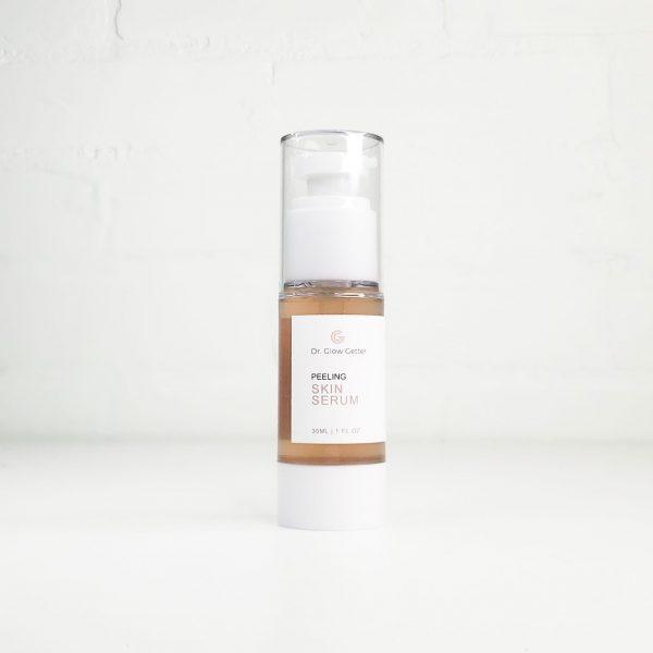 dr glow getter skin serum peel